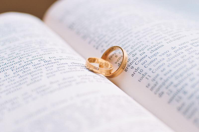 指輪と聖書