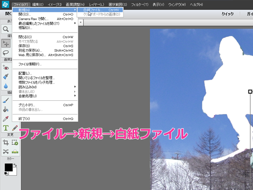 photoshop_elements編集画面10