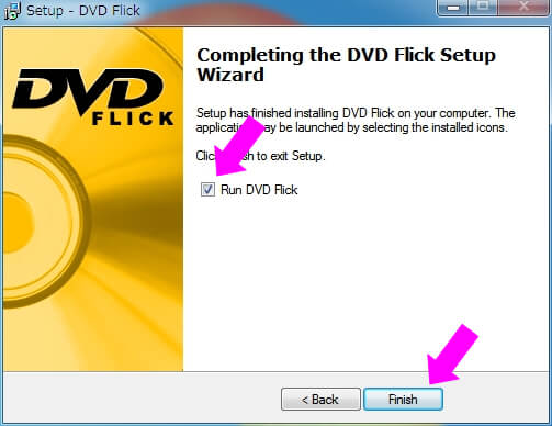 DVDFlick ダウンロード