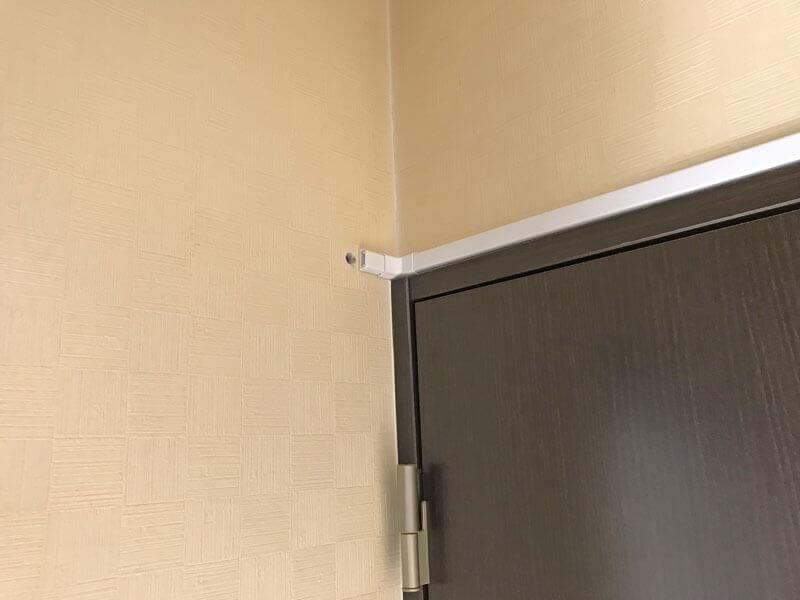 LAN配線外壁穴あけ